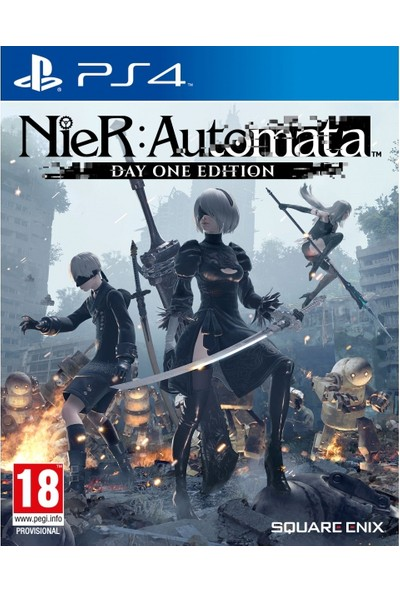 Nier: Automata Day One Edition PS4 Oyun