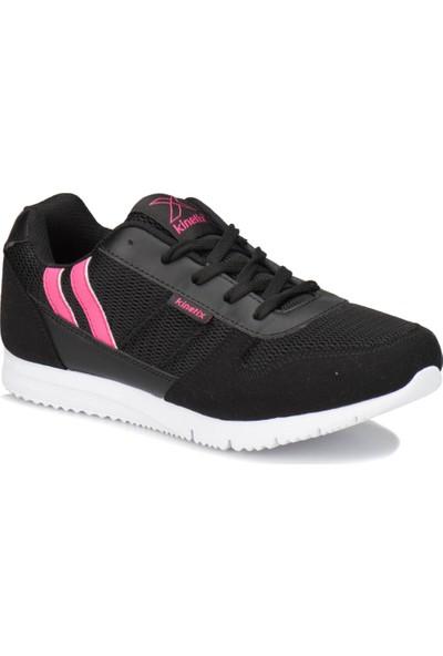 Kinetix Cordelia Mesh Siyah Kadın Sneaker
