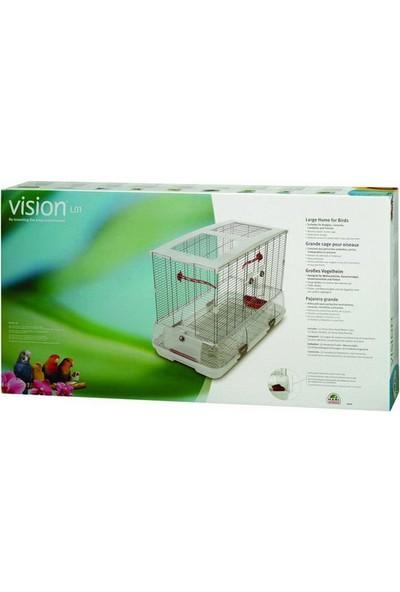 Vision Kuş Kafesi (Model L 01 )