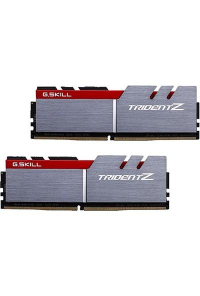 Gskıll Trident Z 16Gb (2X8Gb) 3000Mhz Ddr4 Cl14 Pc Ram F4-3000C14D-16Gtz 1.35V
