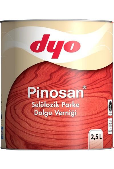 Pinosan Selülozik Parke Dolgu Verniği 2,5 Lt