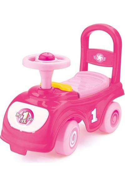 Ms-İnteraktif Yeni İlk Aracım - Çocuk Arabaları - Güvenli Kornalı ve Telefonlu