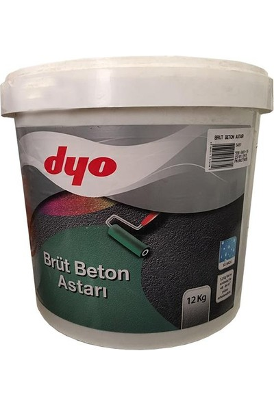 Dyo Brüt Beton Astarı 12 Kg
