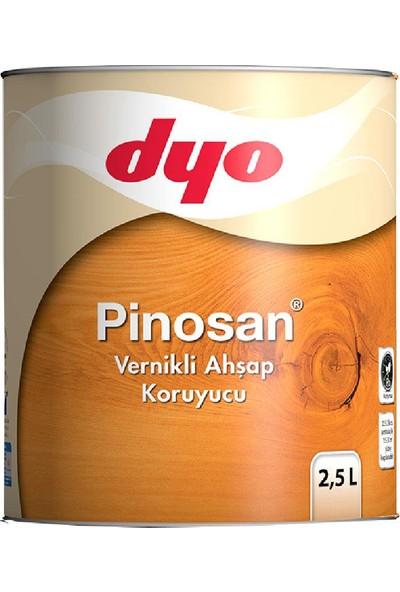 Pinosan Vernikli Ahşap Koruyucu 2,5 Lt Sığla