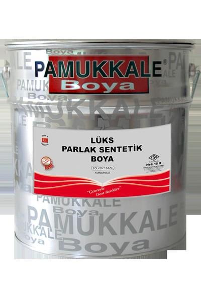 Pamukkale Lüx Sentetik Boya 0,75 Lt Kirli Beyaz