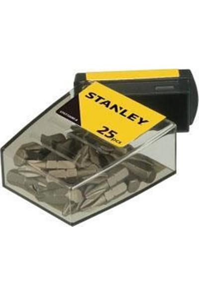 Stanley Stht726808L 25 Adet Ph2 Vidalama Uç Seti