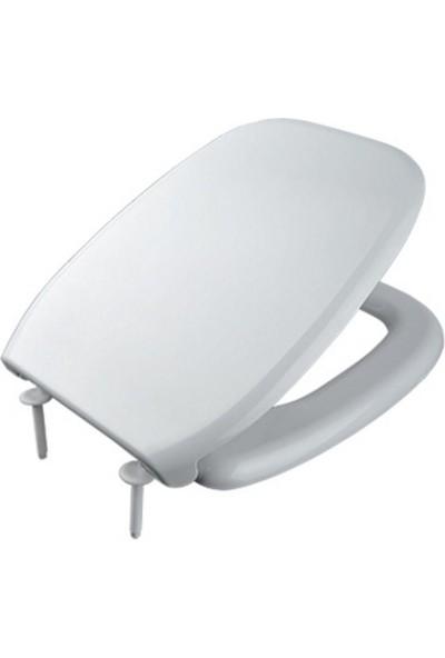 Onno Kp30008 Fiesta Klozet Kapağı Beyaz