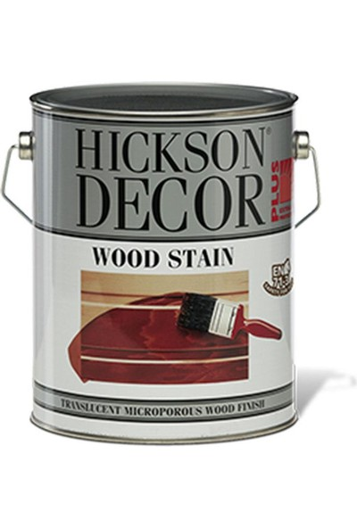 Hickson Decor Wood Stain 1 Lt Teak
