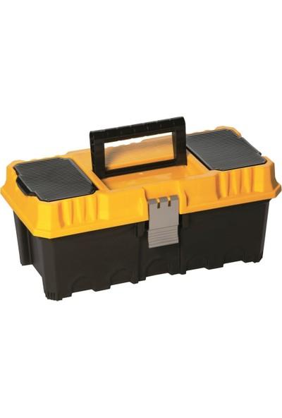 Portbag Ax02 16'' Apex Takım Çantası Alüminyum Kilitli