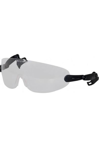3M Peltor V6E Barete Takılabilir Şeffaf Gözlük