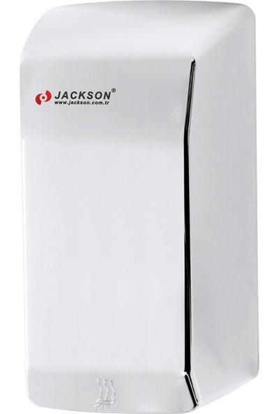Jackson - Fotoselli El Kurutma Makinası 1600W - Krom Kaplama