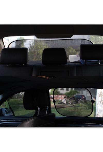 Oto Araba Güneşliği 5 Li Perde Set