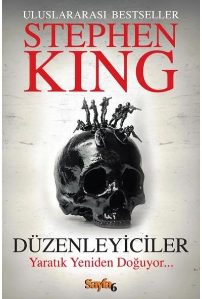 Düzenleyiciler: Yaratık Yeniden Doğuyor - Stephen King