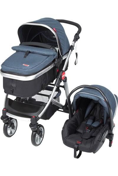 Kanz 4009 Fernanda Travel Sistem Bebek Arabası