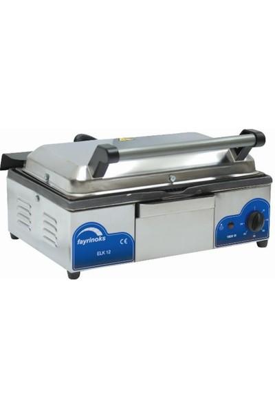 Fayrinoks Sanayi Tipi Tost Makinası Büfe Tipi 12 Dilim