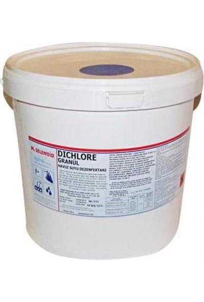 Selenoid %56 Toz Klor 10 Kg