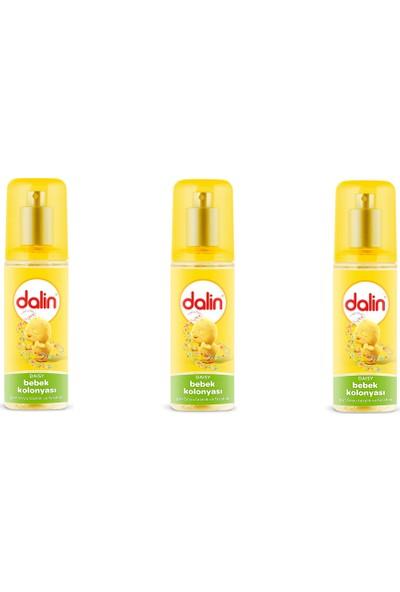 Dalin Kolonya 115 ml Daisy x 3 Adet