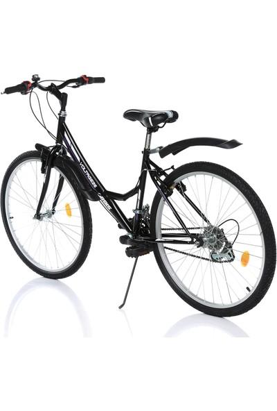 """Orbis Voltage 26"""" 21 Vites Kadın Lila Dağ Bisikleti"""
