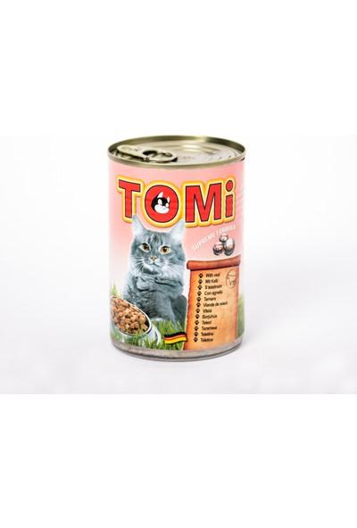 Tomi Danalı Kedi Konservesi 400 gr