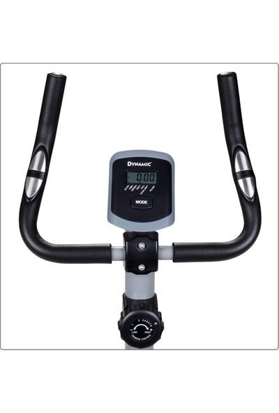 Dynamic 380 Nabız Ölçerli Manyetik Kondisyon Bisikleti