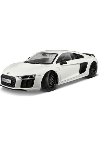 Maisto 1:18 Exclusive Audi R8 V10 Plus Model Araba