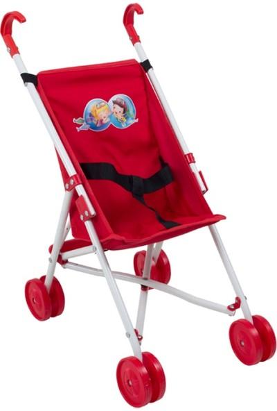 Rival Oyuncak Baston Bebek Arabası Kırmızı