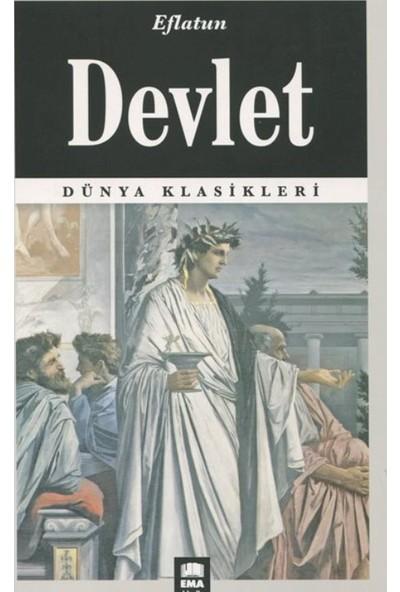 Devlet: Eflatun - Platon