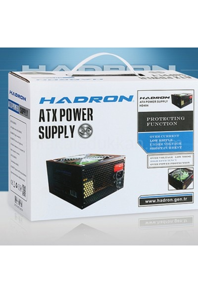 Hadron 500W Power Supply - Güç Kaynağı