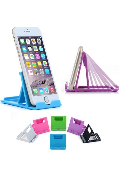 FoldStand Masaüstü Telefon Standı - Telefon Tutucu