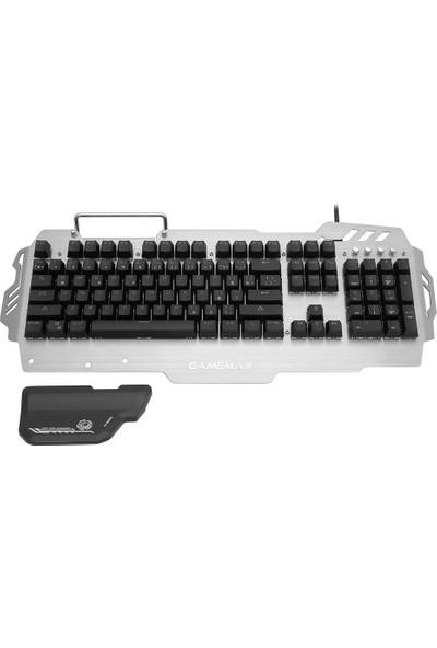 Gamemax FK-G550QU Gerçek Mekanik Multimedya Oyun Klavye