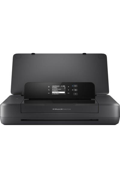 Hp N4K99C Officejet 202 Inkjet 12 Ppm S/B Renkli A4 Taşınabilir Yazıcı Usb 2.0,Wireless