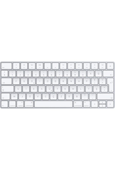 Apple Magic Keyboard Türkçe F Klavye MLA22TU/A