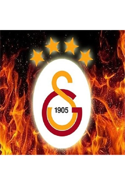 Partypark Galatasaray Deluxe Parti Seti (16 Kişilik)