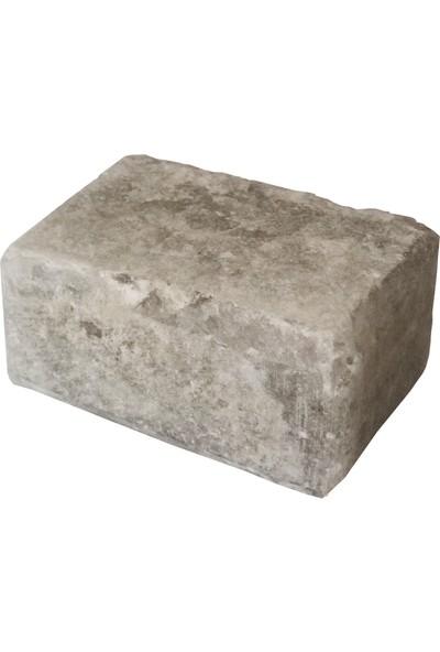 Çankırı İthal Kaya Tuzu Sabunu - Tuz Sabunu Tuz Kalıbı Büyük Boy 400-500 Gr
