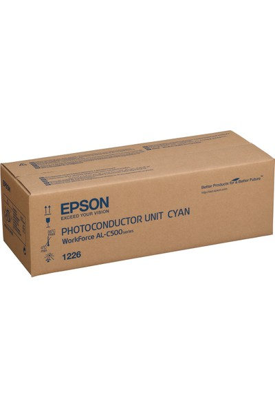 Epson C13S051226 Photoconductor Unit Cyan 50K