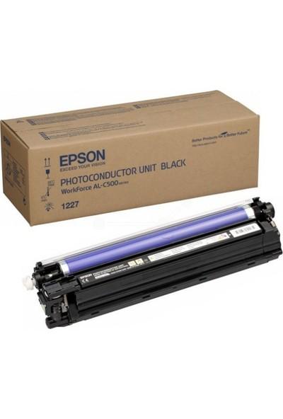 Epson C13S051227 Photoconductor Unit Black 50K