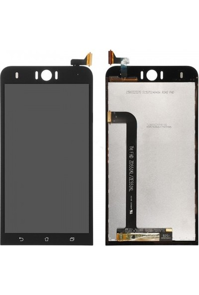 Cekokenomik Asus Zenfone Selfie Zd551Kl Lcd+Dokunmatik Ekran
