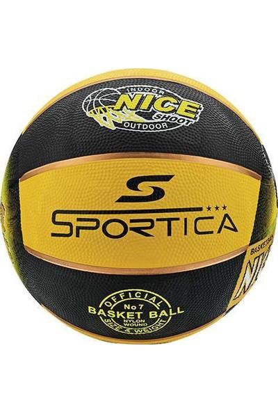 Sportica Bb200Y Basketbol Topu