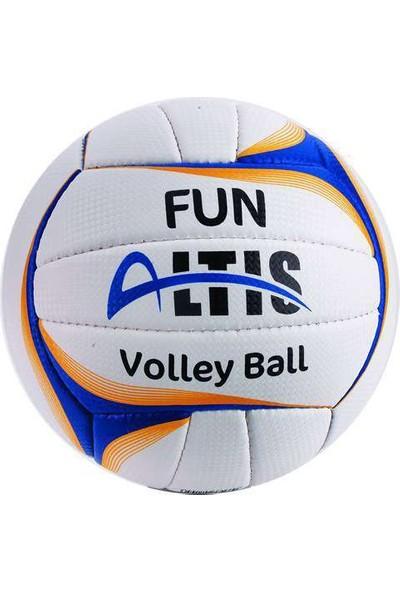 Altis Yellow-Blue No5 Fun Voleybol Topu