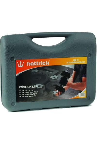 Hattrick Hdc515 Döküm Çantalı Set 15Kg