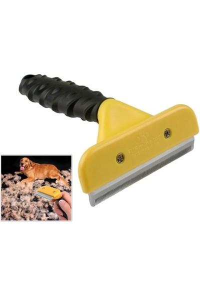 TveT Furminator Kedi & Köpekler İçin Tüy Alıcı 10 Cm