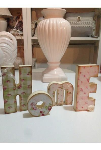 Victorian Rose Boutique Dekoratif Home Obje