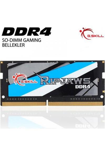GSKILL Ripjaws DDR4-2133Mhz CL15 16GB SO-DIMM (16-16-16-39) 1.2V (F4-2133C15S-16GRS)