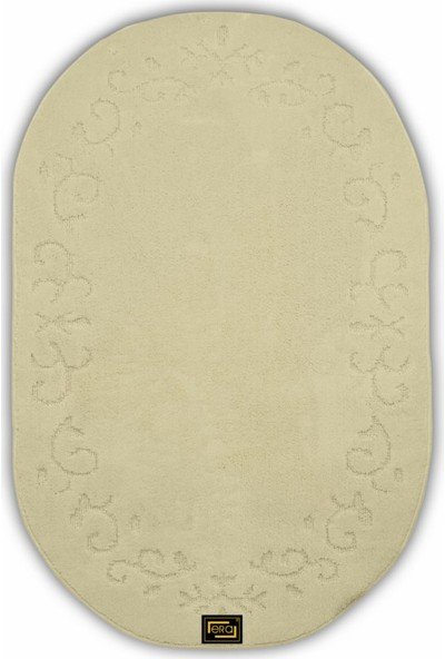 ERA Fera Oval 80 x 120 cm Kaymaz Taban Halı