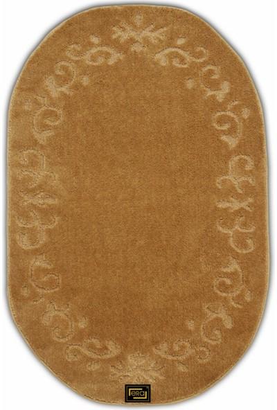ERA Fera Oval 80 x 150 cm Kaymaz Taban Halı