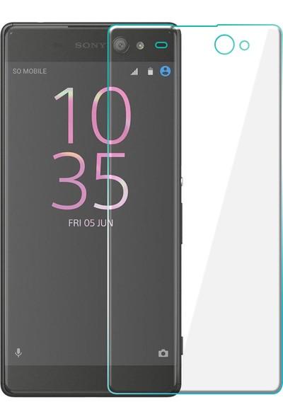 Microsonic Sony Xperia XA Ultra 3D Kavisli Temperli Cam Ekran koruyucu Film