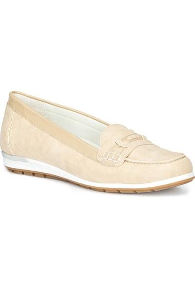 Polaris 71.157239.Z Bej Kadın Ayakkabı