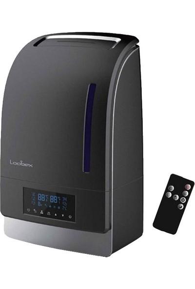 Loobex 1111 Dijital Uzaktan Kumandalı Sıcak Soğuk Buhar Makinası