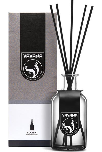 Vavana Lüks Çubuklu Oda Kokusu Vanilla Sandal 100Ml