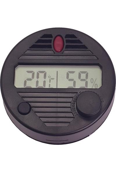 Angelo HygroSet 2 Kalibrasyonlu Dijital Nem Sıcaklık Ölçer hu57